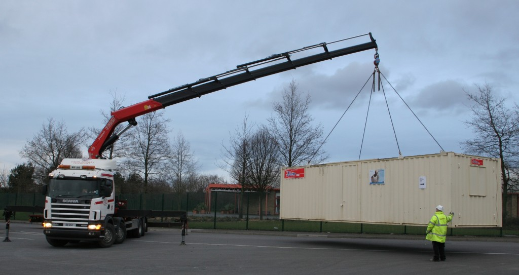 360 Degree Lorry Loader Hiab Hire